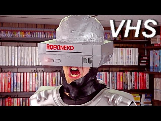 AVGN 151 - игры по Робокопу на NES - русская озвучка VHS