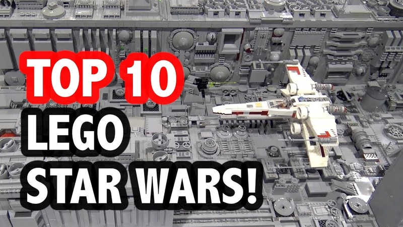 Top 10 Epic LEGO Star Wars Creations