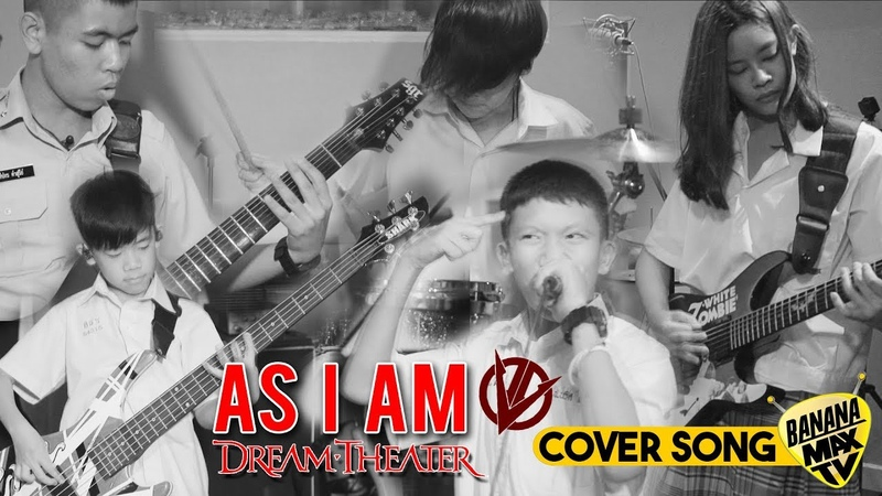 DREAM THEATER - AS I AM [Cover by OVERDOSE]