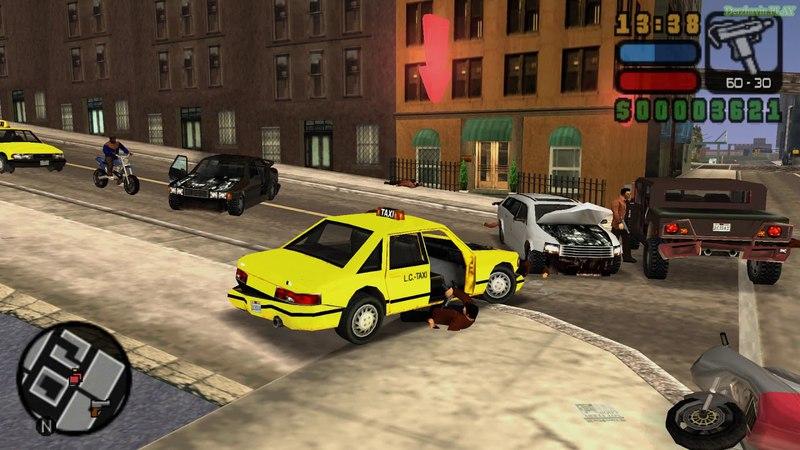 Прохождение GTA Liberty City Stories на 100% - Миссия 9: Зыбкая ситуация (A Volatile Situation)