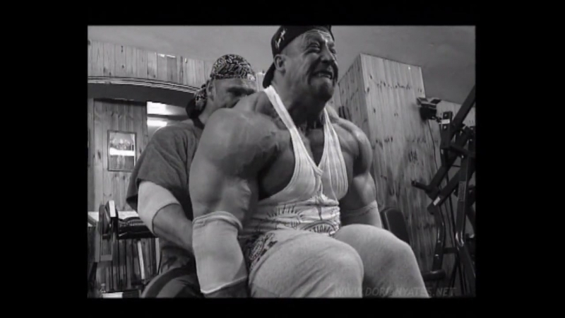 DY_Shoulders triceps traps