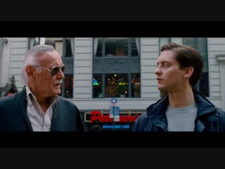 Stan Lee Cameo - Spider-Man 3 (2007)