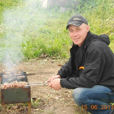 Андрей Лебедев, 10 мая , Череповец, id202116202