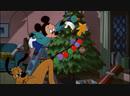 Микки Маус . Новогодняя Ёлка Плуто 1952, США, мультфильм