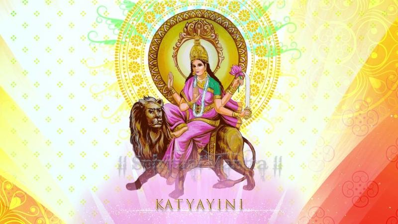 Navratri Special Day 6 | Katyayani Mahamaye | Maa Katyayani | Color White