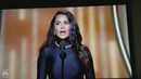 Salma Hayek dice #timesup en los Golden Globes Awards 2018
