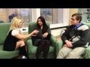 Надежда Евстюхина / Nadezhda Evstyukhina - интервью часть первая