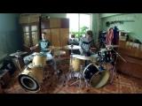 SOAD - Chop suey (drum cover)