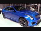 2018 Cadillac ATS V - Exterior and Interior Walkaround - 2018 Montreal Auto Show