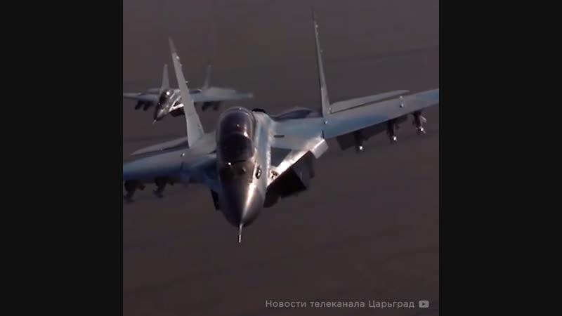 Испытания МиГ-35