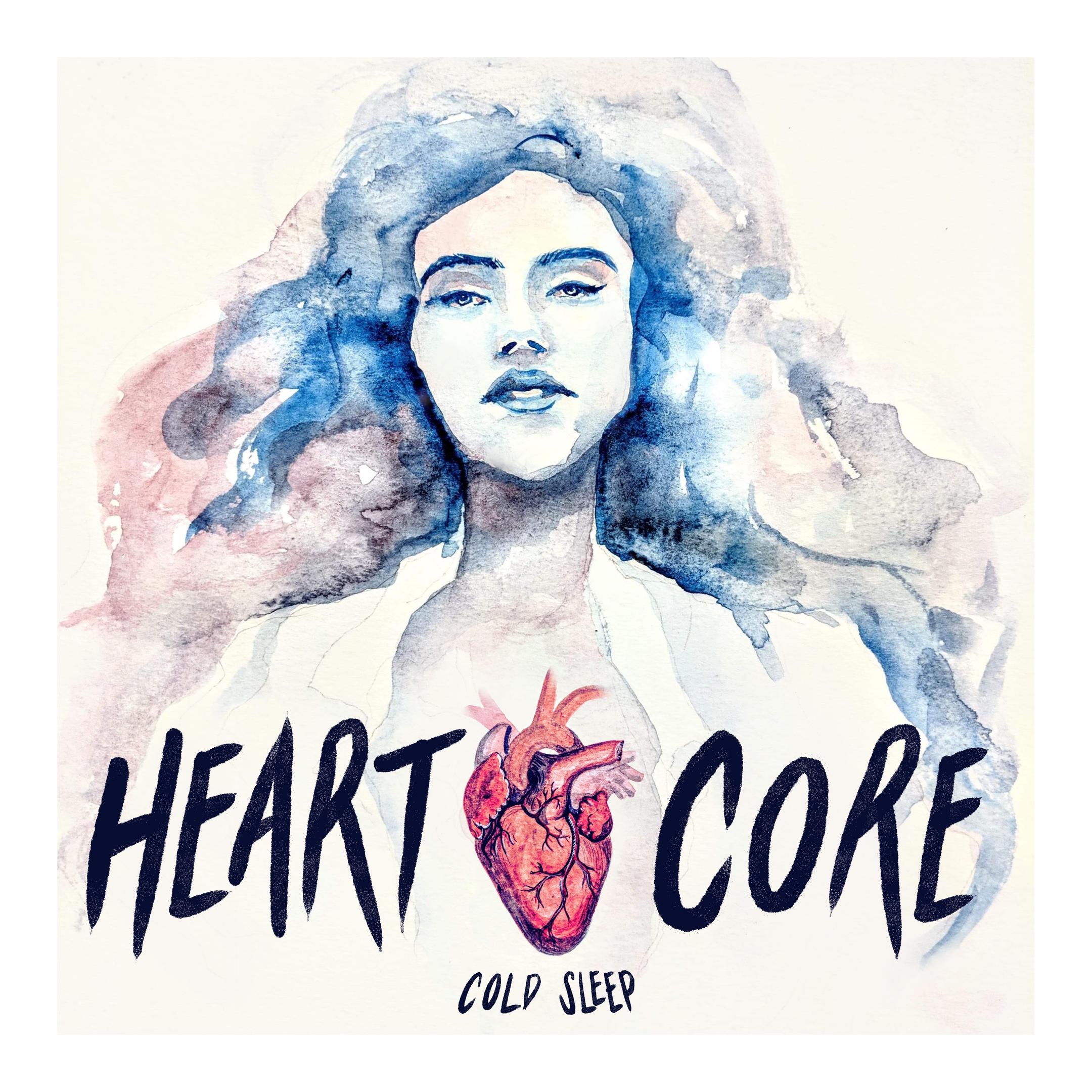Cold Sleep - Heartcore [EP] (2018)