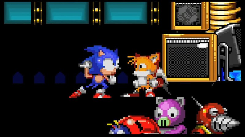 Dorkly: The Best Part Of Sonic Games Is The Music [XNiller]