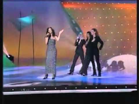 Dana International - Diva (Live, Eurovision, 1998)