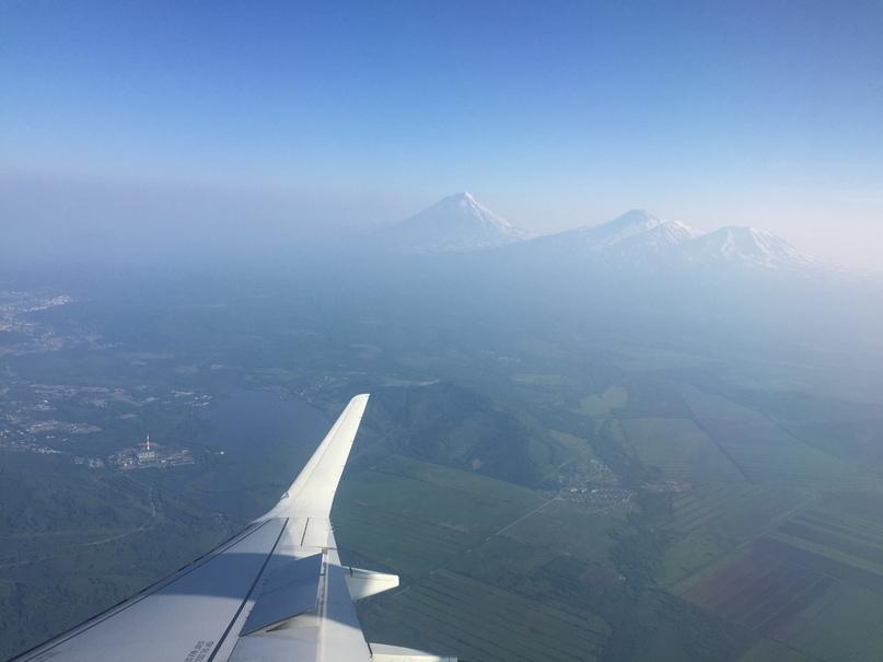 Отчет Камчатка. Домашние вулканы и Петропавловск-Камчатский