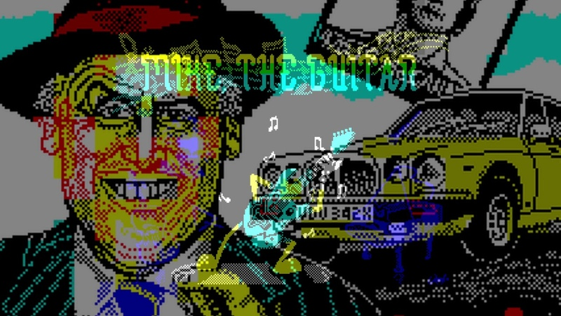 Nodeus And AAA ZX Chip Mix 1-10 [zx spectrum AY Music]