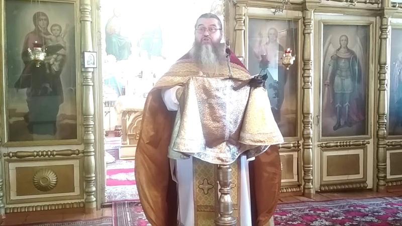 Иоанн Предтеча Пророк и Креститель Господень 07 08 2018