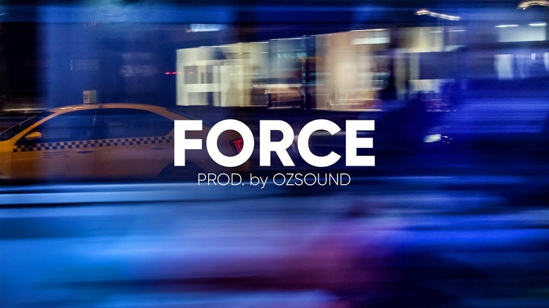 Hard Bouncing Trap Beat Dark Piano Hip Hop Instrumental OZSOUND Force