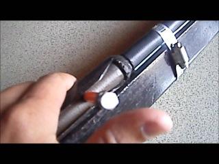My Homemade Rifle Gun