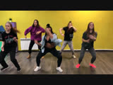Dancehall Special course Yalta Anna Lopez