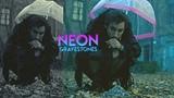 Klaus Hargreeves Neon Gravestones