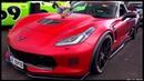 Chevrolet Corvette 🔥 Подборка 🔥 C7 Z06 ZR1 🔥 Muscle car Мускул кар 🔥 Тачки из Форсаж