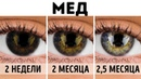 3 Способа Улучшить Зрение и Изменить Цвет Глаз