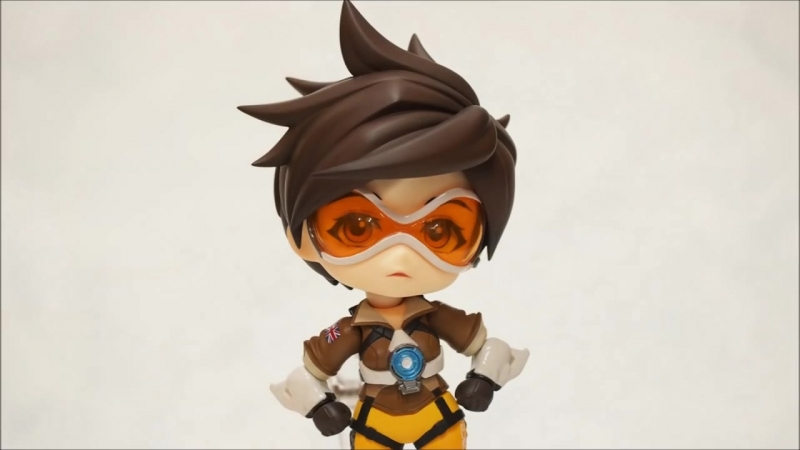 Nendoroid Tracer- Classic Skin Edition Introduction Video