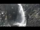 Алтай Водопад Горные тропинки