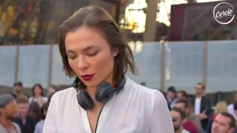 Nina Kraviz - Live @ Tour Eiffel for Cercle in Paris, France (15.10.18)