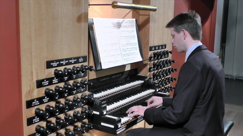 J. S. Bach - BWV 672 - Kyrie, Gott Vater in Ewigkeit,Alio modo, Manualiter
