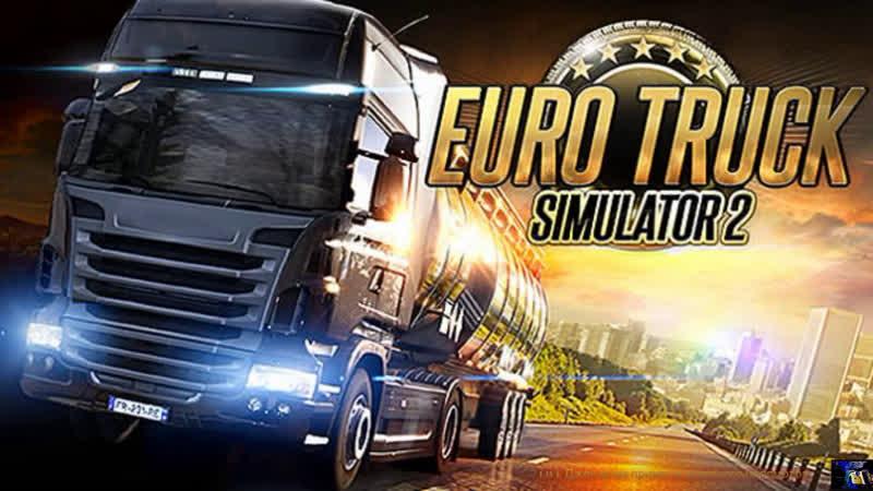 Live 🐉 Euro Truck Simulator 2 🐉
