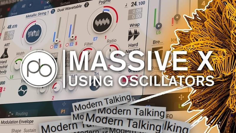 Massive X Oscillator Tutorial