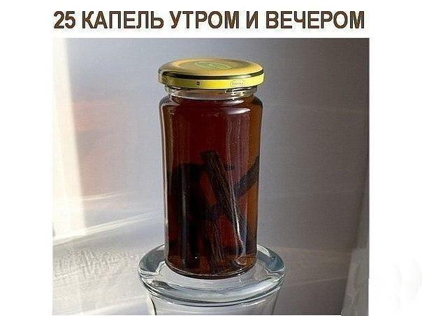 25 КАПЕЛЬ УТРОМ И ВЕЧЕРОМ