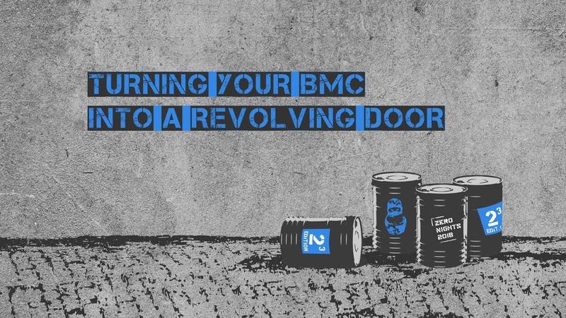 Alexandre Gazet, Fabien Perigaud 0xf4b, Joffrey Czarny - Turning your BMC into a revolving door.