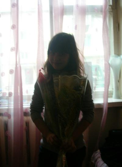 Дарья Кретова, 18 июля 1998, Белгород, id184797485