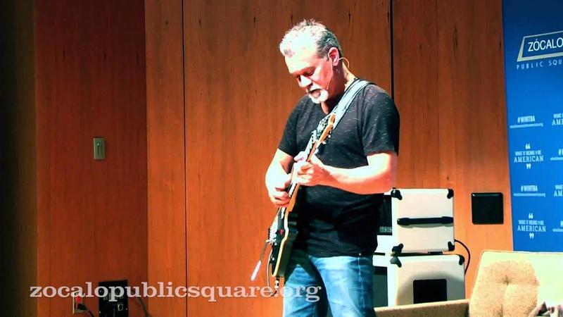 How Eddie Van Halen Invented Tapping