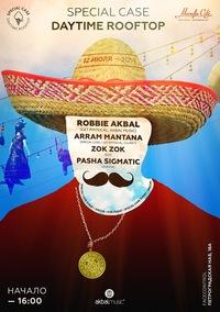 Special Case Rooftop w/ Robbie Akbal