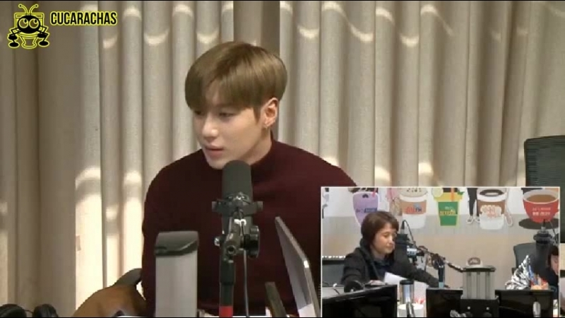 [RUSSUB] 171023 Taemin на Radio Sister