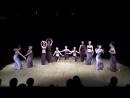 Стейджинг проект Лены Па Гроза Tribal dance г Воронеж