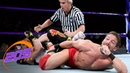 TJP lays waste to his scheduled opponent WWE 205 Live, June 19, 2018