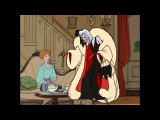 101 Dalmatians - Cruella De Vil (Lyrics) 1080pHD