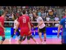 VNL Волейбольная Лига Наций - Германия-Россия