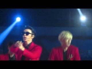 140823 25th Mahakarya RCTI - Super Junior M GO (Donghae Focused)
