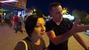 Вечерняя Архипо-Осиповка 2018. Открытие пляжного сезона на Черном море.