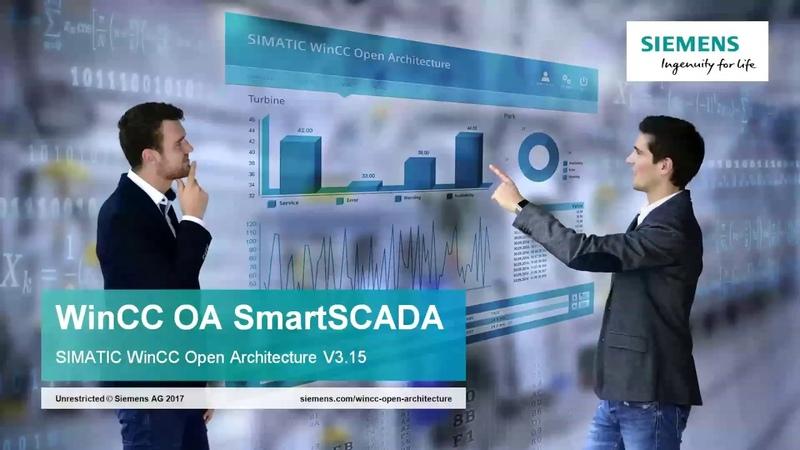 Вебинар Сименс SmartSCADA — инструмент для построения обучаемых систем анализа промышленных данных