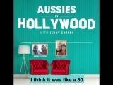 New episodes of Aussies in Hollywood with @JennyCooney out next week! Hear from the original Aussie in Hollywood Hoges a.k.a Cro