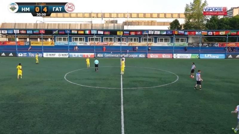 Матч FC Aslan Gatagov ⚽ 23/06/2018