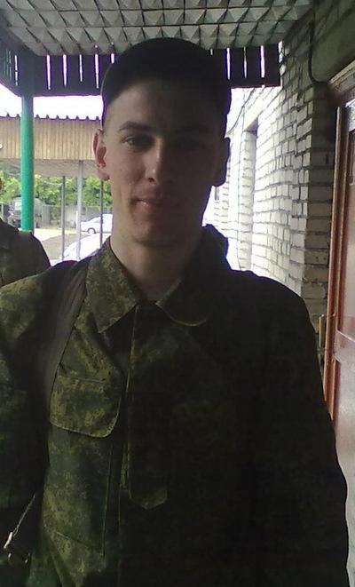 Алексей Храмцов, 23 января 1995, Рубцовск, id157108203