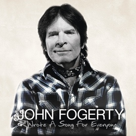 John Fogerty альбом Wrote A Song For Everyone