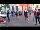 Репетиция флеш-моб